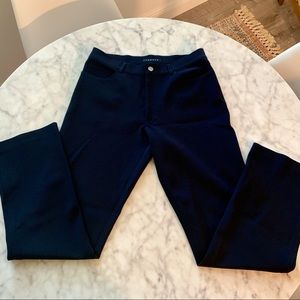 Theory blank pants / straight leg